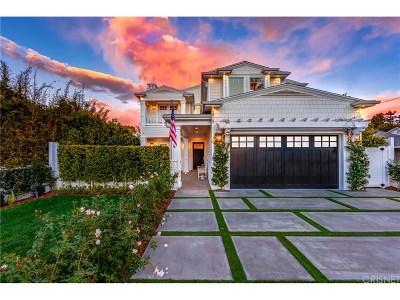 Encino Single Family Home For Sale: 4910 Gaviota Avenue