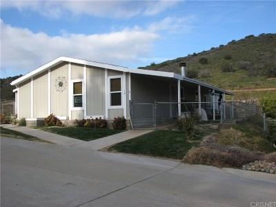 Acton Single Family Home For Sale: 33105 Santiago Road #72