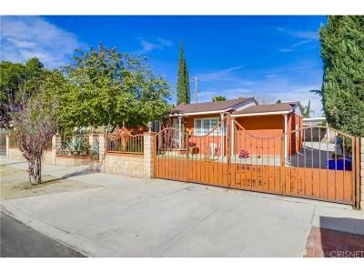 Arleta Single Family Home Active Under Contract: 10326 Lev Avenue