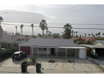 Palm Desert Single Family Home For Sale: 42525 Wisconsin Avenue