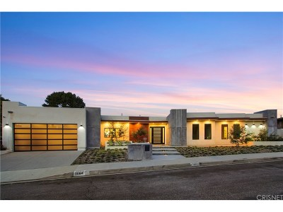 Los Angeles Single Family Home For Sale: 3064 Elvill Drive