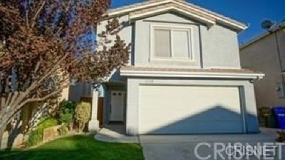 Castaic Single Family Home Active Under Contract: 31338 Castaic Oaks Lane