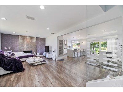 Calabasas Single Family Home For Sale: 5348 Cangas Drive