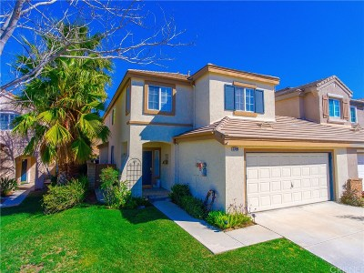 Valencia Single Family Home For Sale: 27820 Sunflower Court
