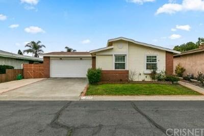 Castaic Single Family Home Active Under Contract: 31915 Quartz Lane