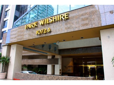 Condo/Townhouse For Sale: 10724 Wilshire Boulevard #1110