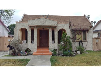 Single Family Home For Sale: 5109 South 7th Avenue