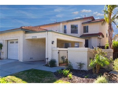 Moorpark Single Family Home For Sale: 11850 Courtney Lane