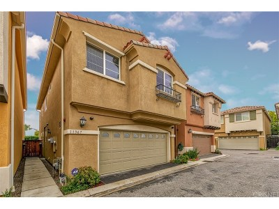 Pacoima Single Family Home Active Under Contract: 11367 Relax Lane