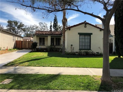 Glendale Single Family Home For Sale: 704 Patterson Avenue