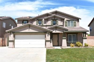 Lancaster Single Family Home For Sale: 5639 West Avenue L14