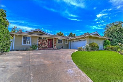 West Hills Single Family Home For Sale: 8314 Amond Lane