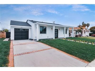 Tarzana Single Family Home For Sale: 5165 Chimineas Avenue
