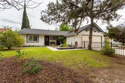 West Hills Single Family Home For Sale: 22508 Marlin Place