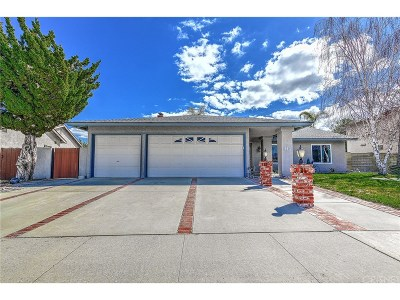 Simi Valley Single Family Home Active Under Contract: 914 Erringer Road