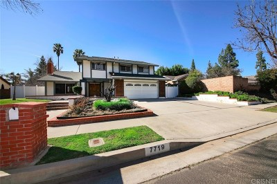 West Hills Single Family Home For Sale: 7719 Maestro Avenue
