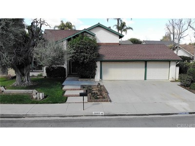 Single Family Home Active Under Contract: 25669 Yucca Valley Road