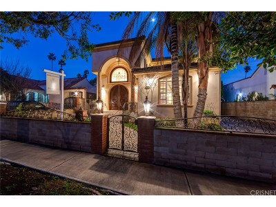 Single Family Home For Sale: 628 South Citrus Avenue