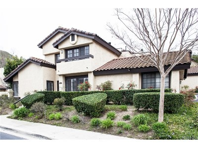 Thousand Oaks Condo/Townhouse For Sale: 1198 Monte Sereno Drive