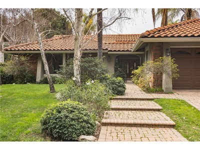 West Hills Single Family Home For Sale: 8119 March Avenue