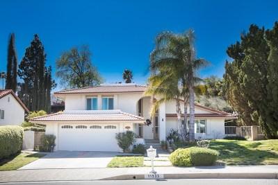Single Family Home For Sale: 11533 Doral Avenue
