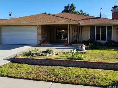 Canyon Country Single Family Home For Sale: 19626 Four Oaks Street