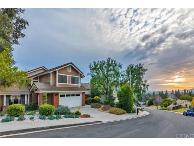 Thousand Oaks Single Family Home For Sale: 2136 Meadow Brook Court