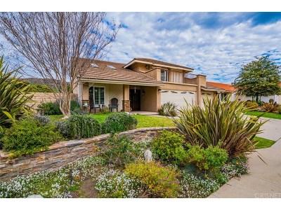 Thousand Oaks Single Family Home For Sale: 525 Moondance Street