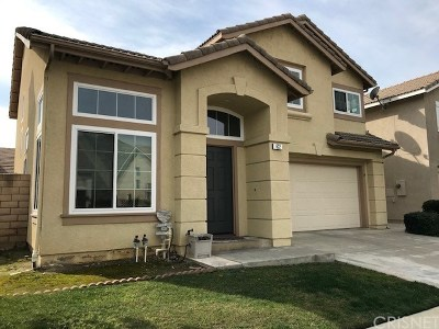 Azusa Single Family Home Active Under Contract: 622 Timberline Drive