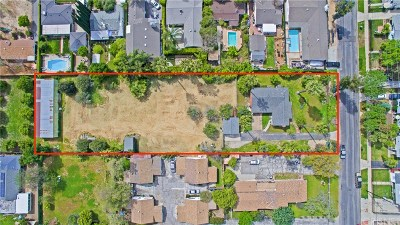 Granada Hills Residential Lots & Land For Sale: 17540 Kingsbury Street