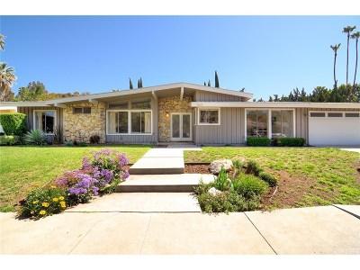 Woodland Hills Single Family Home For Sale: 5834 Kentland Avenue