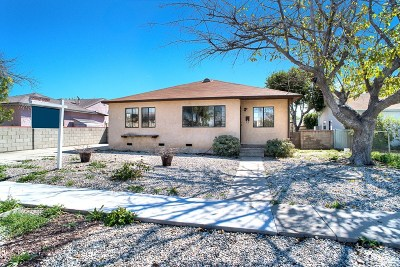Arleta Single Family Home Active Under Contract: 13892 Remington Street