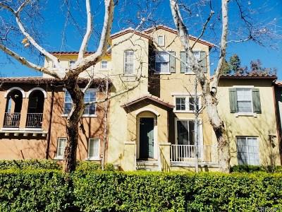 Valencia Condo/Townhouse For Sale: 23433 Abbey Glen Place