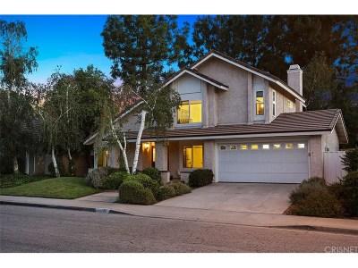 Valencia Single Family Home For Sale: 25521 Via Jardin