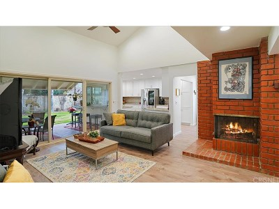 Valencia Single Family Home For Sale: 23242 Via Calisero