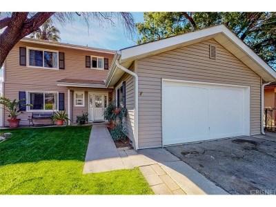 Sylmar Single Family Home For Sale: 11254 Sunburst Street