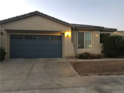 Indio Single Family Home Active Under Contract: 81441 Avenida Gonzalez