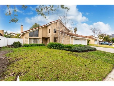 Newbury Park Single Family Home Active Under Contract: 2848 Shirley Drive