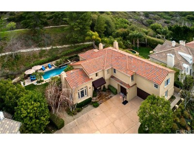 Calabasas Single Family Home For Sale: 3484 Daniella Court