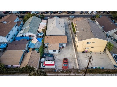 Los Angeles Single Family Home For Sale: 150 West 76th Street