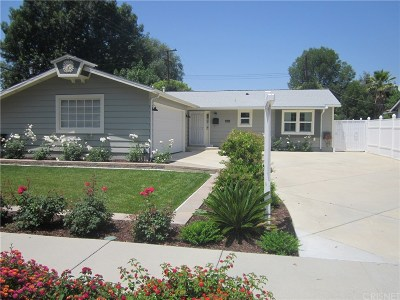 West Hills Single Family Home For Sale: 6541 Tony Avenue