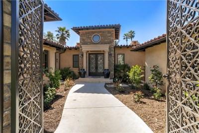 Palos Verdes Estates Single Family Home For Sale: 1217 Granvia Altamira