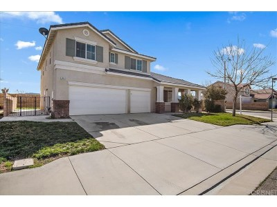 Lancaster Single Family Home For Sale: 4660 Spice Street