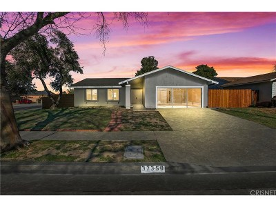 Palmdale Single Family Home For Sale: 37350 51st Street East