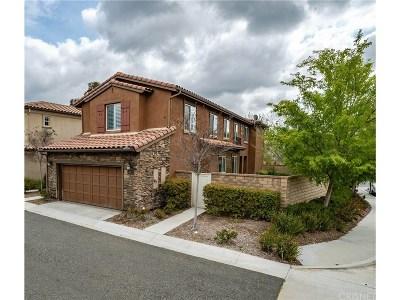 Valencia West Creek (VLWC) Single Family Home For Sale: 28563 Vista Del Rio Drive