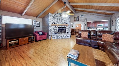 Valencia Single Family Home For Sale: 23647 Via Calma