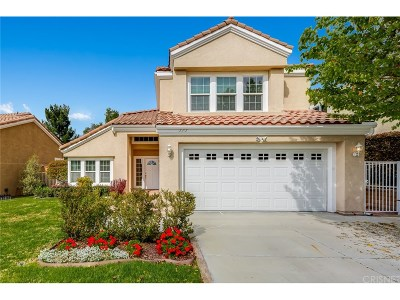 Anaheim Single Family Home Active Under Contract: 575 South Eveningsong Lane