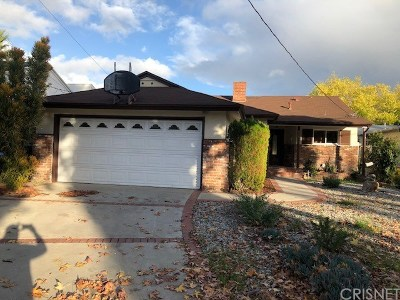 Valley Glen Single Family Home For Sale: 6224 Van Noord Avenue