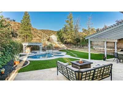 Single Family Home For Sale: 31208 Quail Valley Road