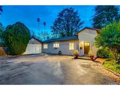 Sherman Oaks Single Family Home For Sale: 13232 Magnolia Boulevard